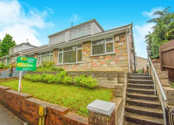 Thumbnail 3 bedroom semi-detached bungalow for sale in Michaelston Road, Cardiff