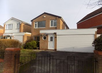 Thumbnail 1 bed detached house to rent in Barton Lodge Road, Birmingham