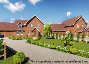 Thumbnail 3 bed detached house for sale in Madeira Lane, Freshwater, Isle Of Wight