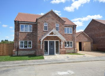 Thumbnail 4 bedroom detached house for sale in Church View Lane, Gayton, Kings Lynn, Norfolk
