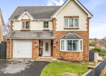 Thumbnail 4 bed detached house for sale in Nantygro, Llangennech, Llanelli