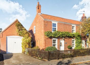 Thumbnail 3 bed cottage for sale in Lincoln Road, Bassingham