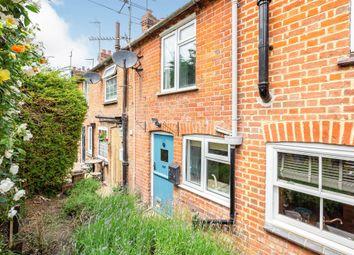 Thumbnail 2 bedroom terraced house for sale in High Street, Weedon, Aylesbury