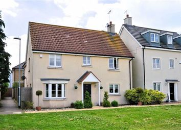 Thumbnail 4 bed detached house for sale in Blenheim Square, North Weald, Epping