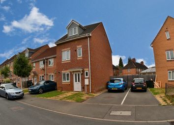 Thumbnail 3 bedroom end terrace house for sale in Carroll Crescent, Stoke Heath, Coventry