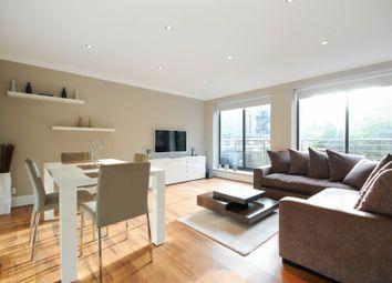 Thumbnail 1 bed flat to rent in Pembroke Road, Kensington, London