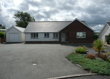 Thumbnail 3 bed detached bungalow for sale in 4 Bryn Hyfryd, Pennant, Nr Aberaeron, Ceredigion