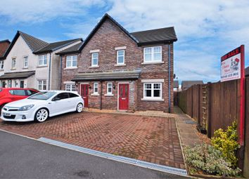 Thumbnail 3 bedroom semi-detached house for sale in Lingla Gardens, Frizington