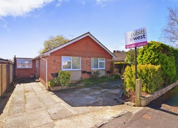 Thumbnail 4 bed bungalow for sale in Mapletree Avenue, Waterlooville, Hampshire