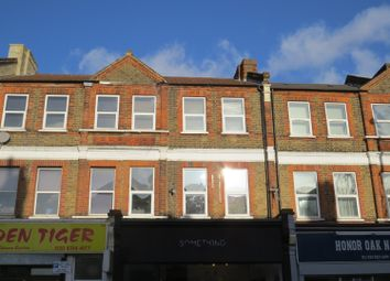 Thumbnail 3 bed flat to rent in Honor Oak Park, Brockley