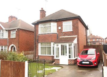 Thumbnail 3 bed detached house for sale in Kirkby Folly Road, Sutton-In-Ashfield