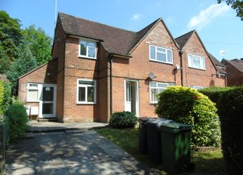 Thumbnail 5 bed semi-detached house to rent in Cromwell Road, Winchester