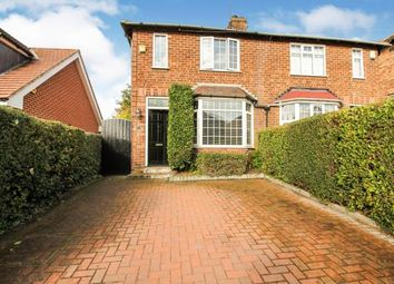 Thumbnail 2 bed semi-detached house for sale in Marshall Road, Mapperley, Nottingham, Nottinghamshire