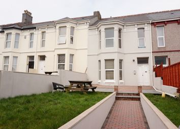 Thumbnail 8 bed terraced house to rent in Lisson Grove, Mutley, Plymouth