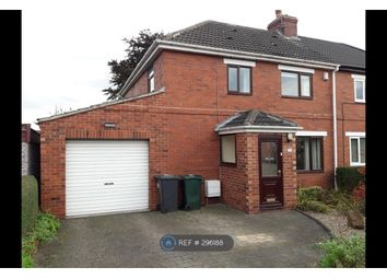 Thumbnail 3 bed semi-detached house to rent in Ivanhoe Rd, Doncaster