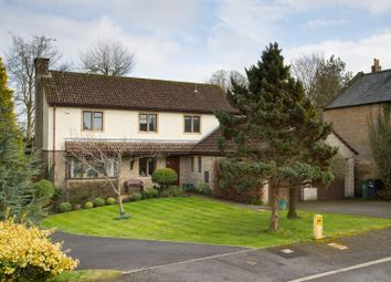 Thumbnail 4 bed detached house for sale in Cedar Fields, Yeovil