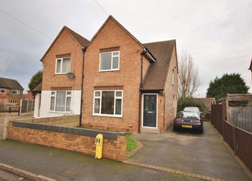 Thumbnail 2 bed semi-detached house to rent in Brierfield Avenue, Wilford, Nottingham