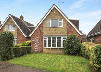 Thumbnail 3 bed detached house for sale in Elter Walk, Gunthorpe, Peterborough