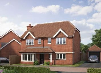 Thumbnail 4 bed detached house for sale in Old Bisley Road, Frimley, Surrey
