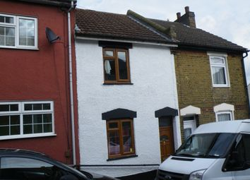 Thumbnail 3 bed terraced house to rent in Southill Road, Chatham