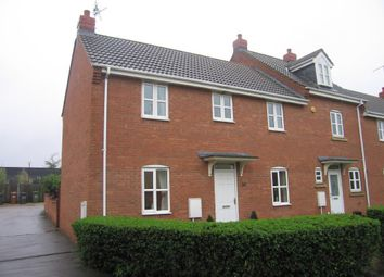 Thumbnail 3 bed property to rent in Saunders Close, Peterborough