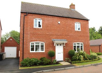 Thumbnail 3 bed detached house for sale in Bliss Close, Nether Heyford, Northampton