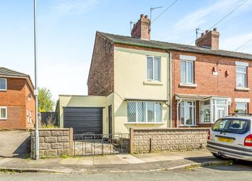 Thumbnail 2 bed terraced house for sale in Cowen Street, Ball Green, Stoke-On-Trent