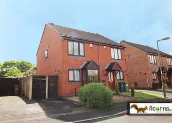 Thumbnail 2 bed semi-detached house for sale in Limehurst Road, Rushall, Walsall