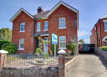 Thumbnail 4 bed semi-detached house for sale in Whitsbury Road, Fordingbridge