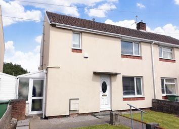 Thumbnail 3 bedroom semi-detached house for sale in The Bryn, Trethomas, Caerphilly