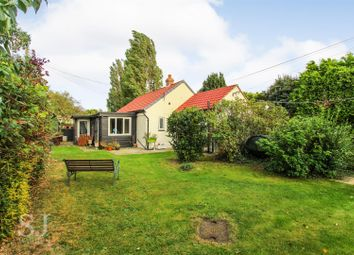 Thumbnail 3 bed detached bungalow for sale in East End Road, Bradwell-On-Sea, Southminster