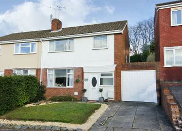 Thumbnail 3 bed semi-detached house for sale in Somerset Avenue, Rugeley