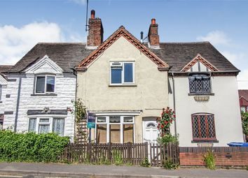 Thumbnail 3 bed terraced house for sale in High Street, Dosthill, Tamworth, Staffordshire