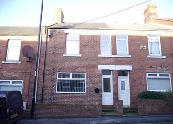 Thumbnail 4 bedroom terraced house to rent in Mill Terrace, Shiney Row, Sunderland