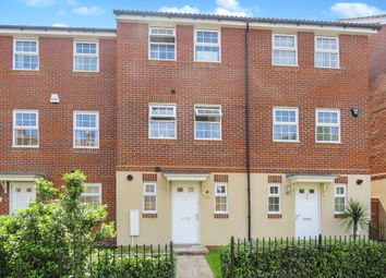 Thumbnail 3 bedroom town house for sale in Russet Drive, Red Lodge, Bury St. Edmunds