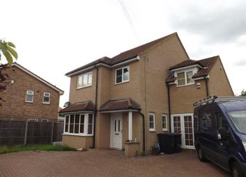 Thumbnail 4 bed detached house for sale in Rowan Crescent, Biggleswade, Bedfordshire