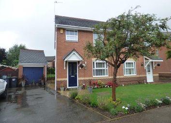 Thumbnail 3 bed semi-detached house for sale in Lonsdale Drive, Toton, Nottingham, Nottinghamshire