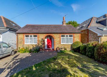 Thumbnail 2 bed detached bungalow for sale in Elmfield Avenue, Teddington