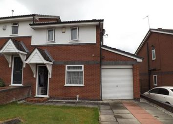 Thumbnail 3 bed semi-detached house for sale in Russet Close, St. Helens, Merseyside