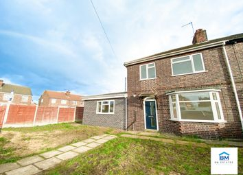 Thumbnail 4 bed semi-detached house for sale in Temple Road, Leicester