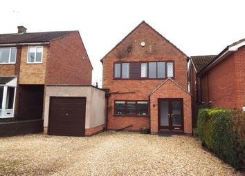 Thumbnail 3 bedroom detached house for sale in Forest Rise, Thurnby, Leicester, Leicestershire