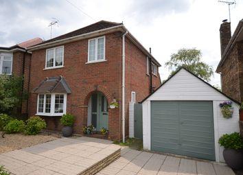 Thumbnail 3 bed detached house for sale in Highfield Gardens, Aldershot, Hampshire