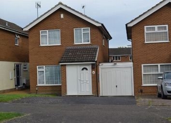 Thumbnail 3 bed detached house for sale in Woodcote Avenue, Parklands, Northampton