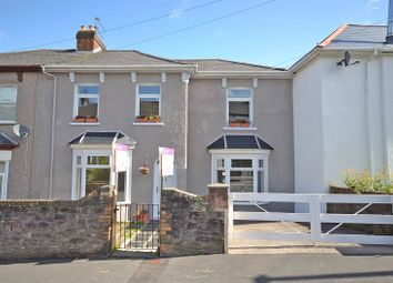 Thumbnail 3 bed terraced house for sale in A Large, Period Property. Windsor Terrace, Newport