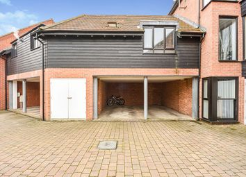 Thumbnail 2 bed flat for sale in Beadsman Crescent, Leybourne, West Malling