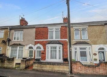 Thumbnail 3 bed terraced house for sale in Groves Street, Swindon