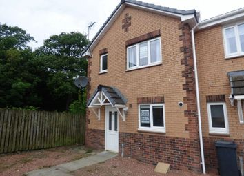 Thumbnail 3 bed end terrace house for sale in Willow Drive, Johnstone
