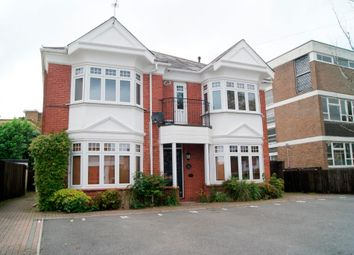 Thumbnail 1 bed flat to rent in Alumhurst Road, Westbourne, Bournemouth