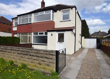Thumbnail 3 bed semi-detached house for sale in Waincliffe Drive, Leeds, West Yorkshire