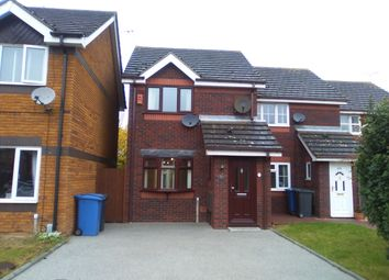 Thumbnail 2 bedroom terraced house to rent in Bramblewood, Ipswich